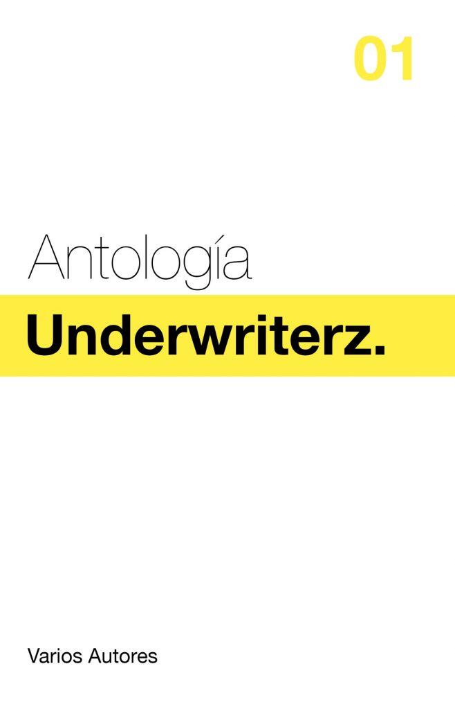 portada de la antología underwriterz